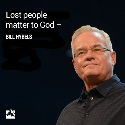 Lost People Matter to God