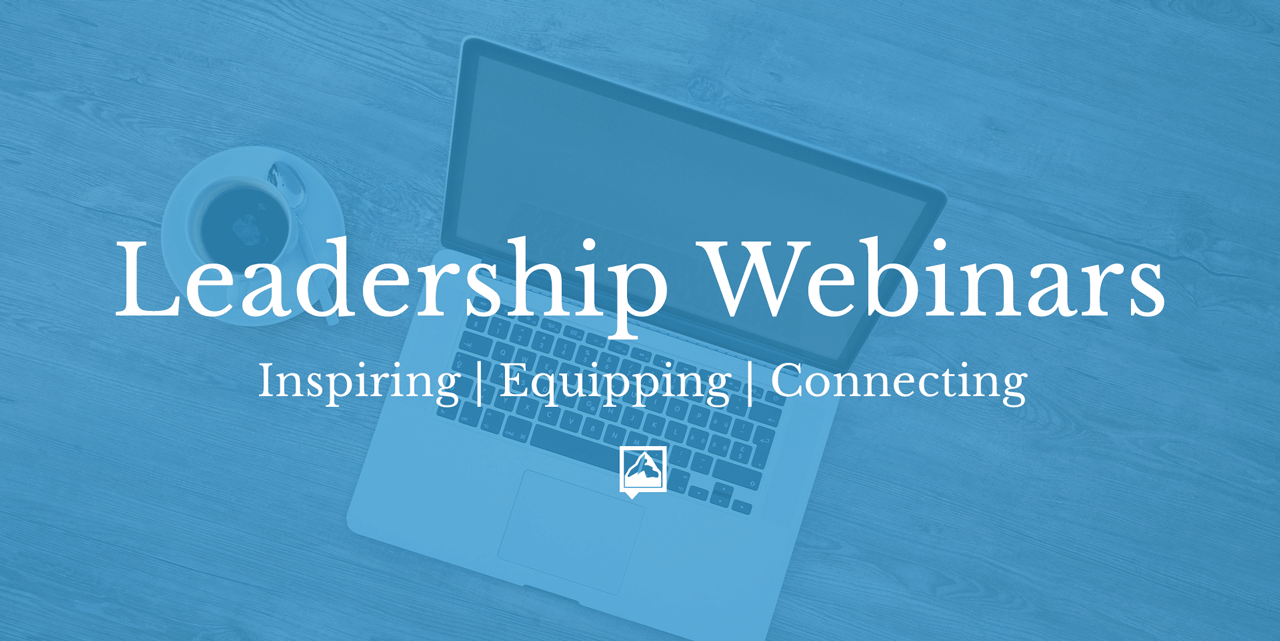 Leadership Webinar Series hosted by Global Leadership Network UK