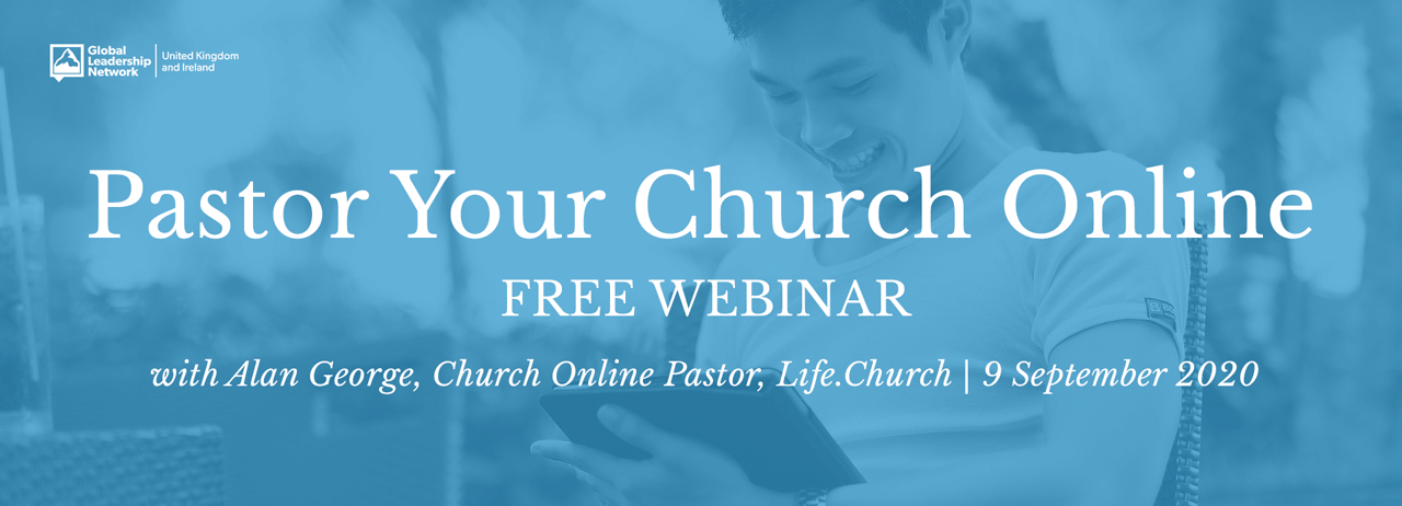Pastor Your Church Online banner