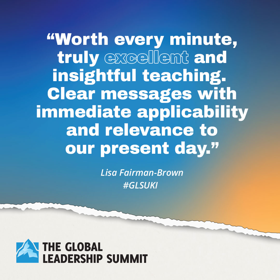 GLS endorsement by Lisa Fairman-Brown