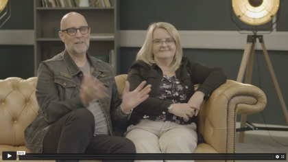Steve and Angie Campbell - GLS Promo screenshot